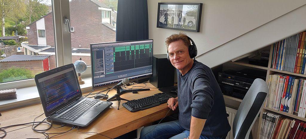 Thuis Opname Studio Dirk de Vor