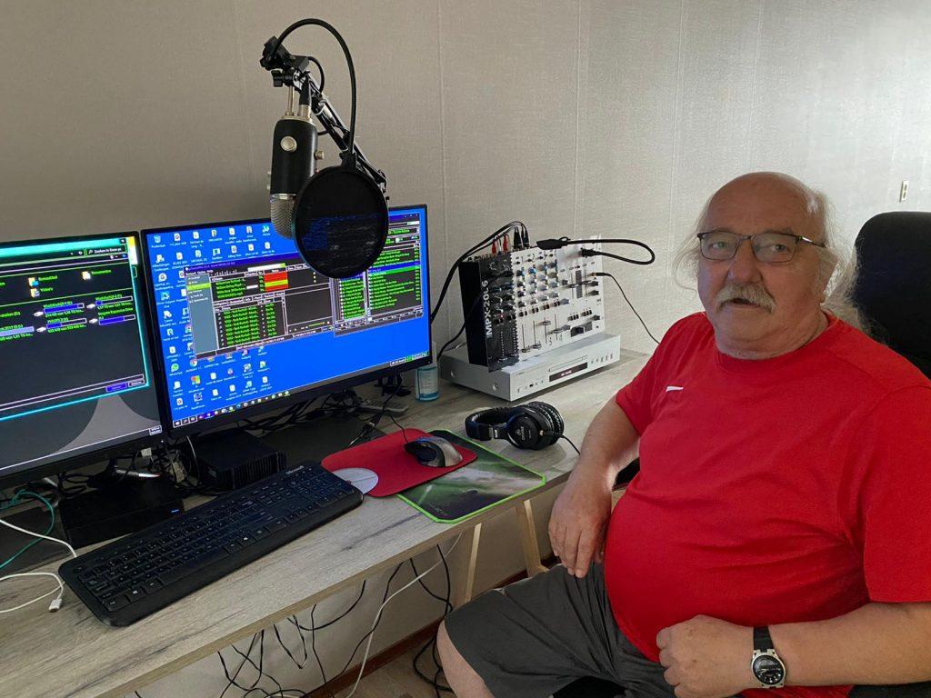 Thuis Opname Studio John Bronder 2