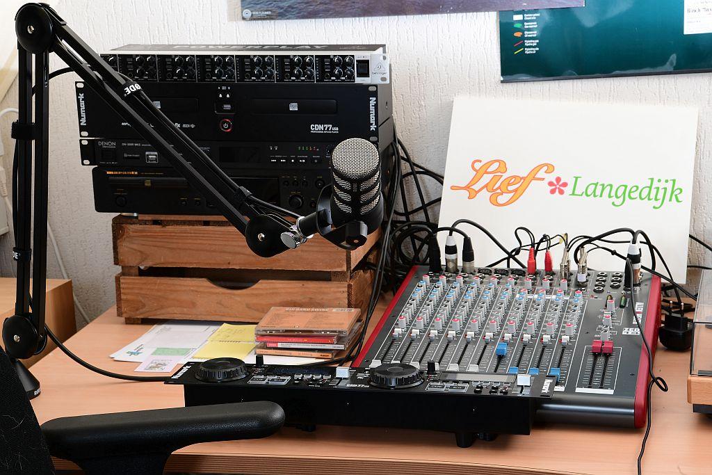 Thuis Opname Studio Marike Neeesen-Barten 1